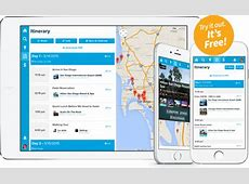 Travel Itinerary Template Itinerary Planner Travefy