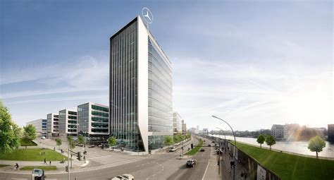 However, the safety systems of our vehicles can't protect our family. Neubau der Mercedes-Benz Vertriebszentrale in Berlin-Friedrichshain vorgestellt - Mercedes-Benz ...