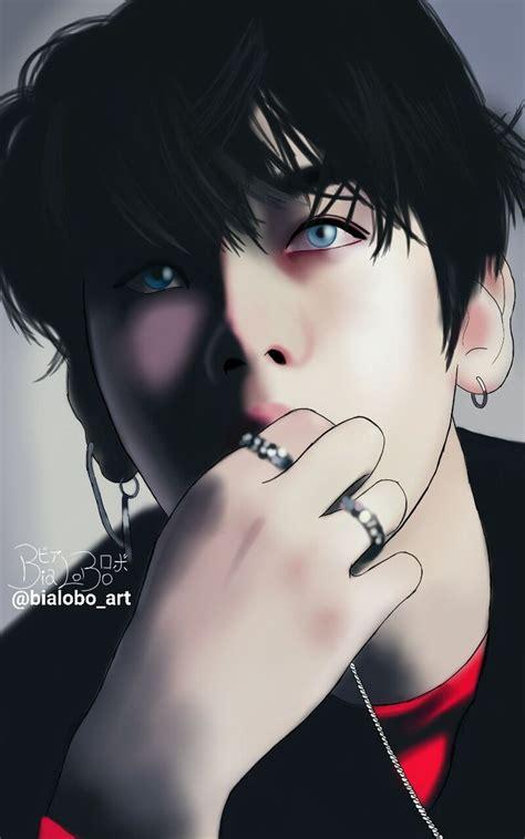 exo art images  pinterest kpop fanart exo