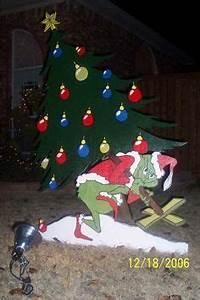PDF Plans Christmas Yard Decorations Patterns Download DIY