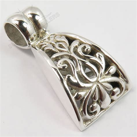 solid sterling silver designer jewelry classic art