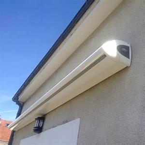 Store électrique Terrasse : store banne coffre clairage par leds store ext rieur ~ Premium-room.com Idées de Décoration