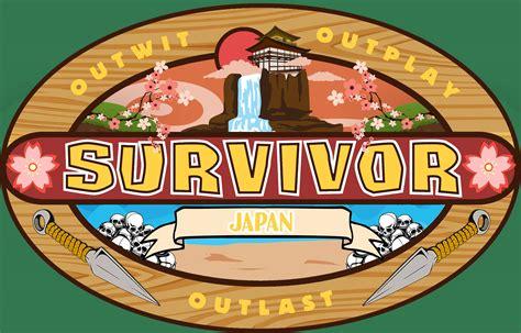 Survivor Japan logo as designed by u/supercullen004 : survivor