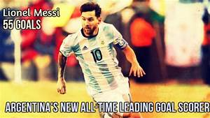 WATCH: Messi now Argentina's all-time leading goal scorer ...