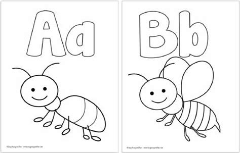 easy peasy alphabet coloring book alphabet colouring pages 23976 6525