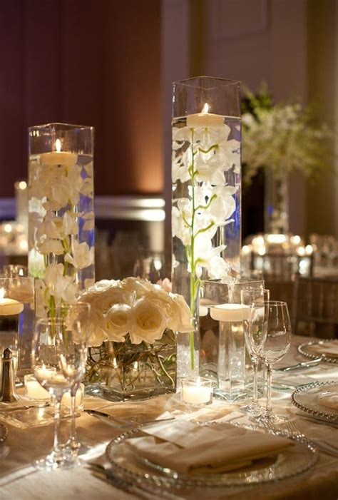 Glass Vase Centerpiece Ideas by Large Glass Vase Centerpiece Ideas Vase