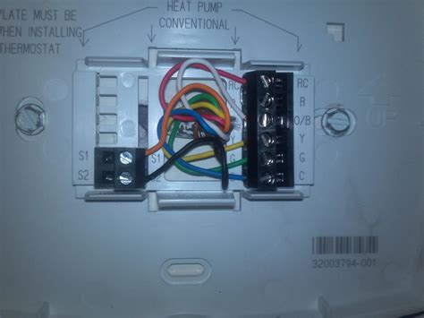 honeywell thu programmable thermostat