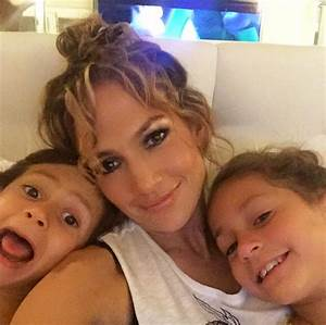 J.Lo's kids made everything better