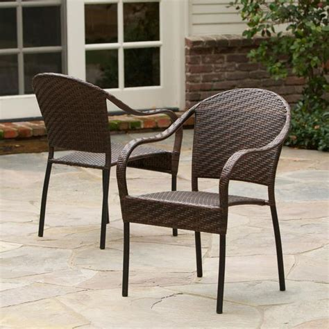 livingston outdoor 7pcs cast aluminum wicker dining set