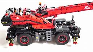 Ultimate 42082 With Building Instructions