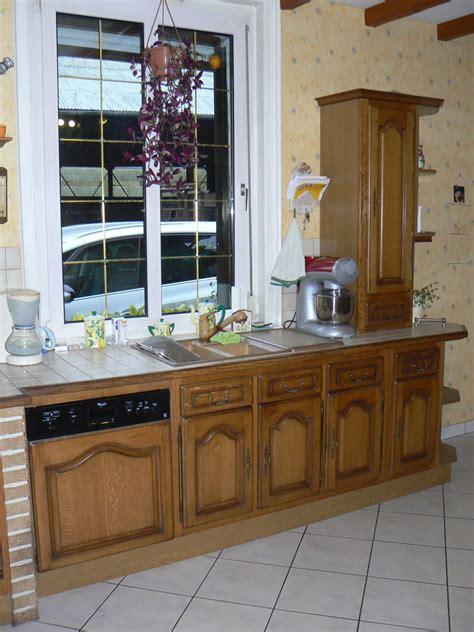 r駭 une cuisine rustique comment moderniser une cuisine rustique eleonore déco