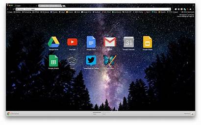 Google Chrome Themes Galaxy Theme Install