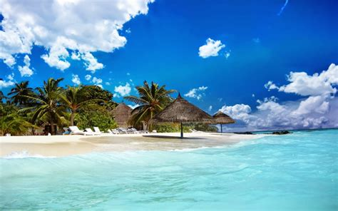 most beautiful tropical islands