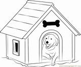 Dog Coloring Window Coloringpages101 Colouring sketch template