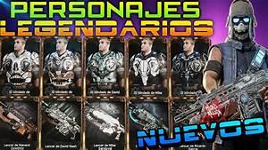 Nuevos Personajes Skins De Gears Of War 4 DLC De Enero