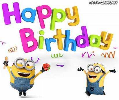 Minion Birthday Happy Wishes Minions Quote Messages