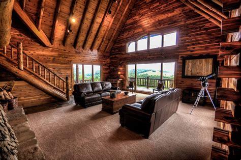 luxury log cabins ohio luxury log cabin rental coshocton crest lodge