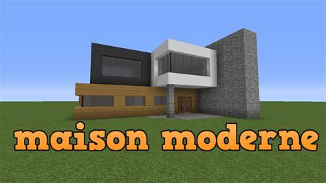minecraft construction de maison 233 quipement de maison