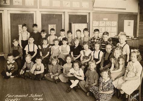 Fairmount Elementary School Class Photos  Perfect Duluth Day