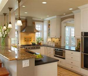 21 cool small kitchen design ideas kitchen design With kitchen decorating ideas for the kitchen island