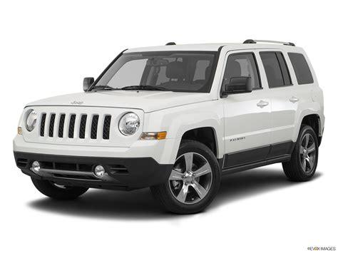 2017 Jeep Patriot Landmark Of Morrow