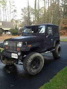 Sell Used Custom Jeep Wrangler Yj Lifted 38 U0026 39  Tires In