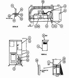 Carrier Model 38hdc030310 Air Heat Pump