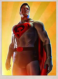 93 Best images about Red Son Superman / Batman / Wonder ...