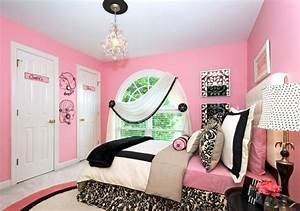 Kids, Room, Cute, Bedroom, Ideas, For, Teenage, Girl, With, Pink