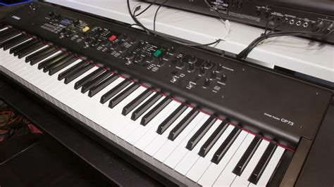 yamaha stage piano yamaha cp stage piano namm 2019