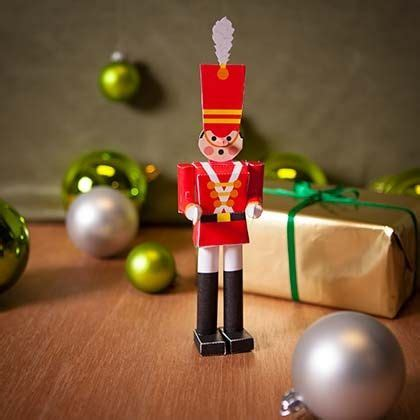 toy soldier craft for kids soldier 3d papercraft