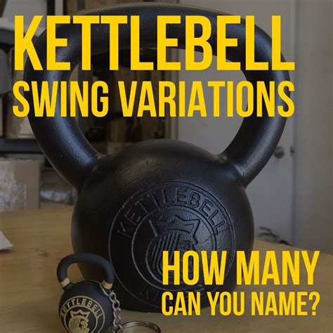 kettlebell training crucial factor hidden variations many