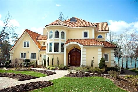 Mediterainian Homes Homes Styles Selected Form The Most