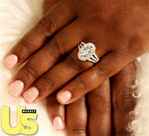 Kandi Burruss' Engagement Ring!   All Things Real Housewives