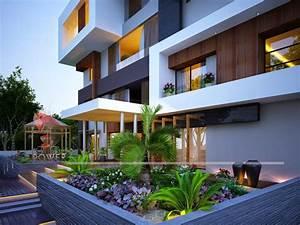 Home Design: Ultra Modern Home Designs Home Exterior ...