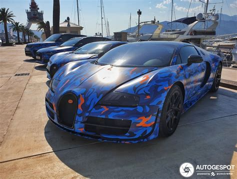 The 2009 bugatti veyron 16.4 grand sport 2dr convertible awd (8.0 16cyl turbo 7am) can be purchased for less than the manufacturer's. Bugatti Veyron 16.4 Grand Sport Vitesse Rembrandt Bugatti - 12 June 2019 - Autogespot