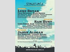 Stagecoach Fest 2019 lineup & tickets