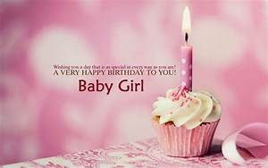 Happy Birthday Little Girl Quotes | Jerzy Decoration