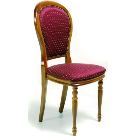 chaise tissu salle a manger chaise de salle à manger tissu adeline