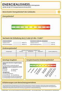 Wie Sieht Ein Holzwurm Aus : wie sieht ein energieausweis energiepass aus ~ Articles-book.com Haus und Dekorationen