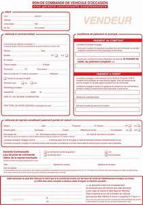 Voiture D Occasion Professionnel : bon de commande automobile bon de commande pour une voiture bon de commande de v hicule redpop ~ Gottalentnigeria.com Avis de Voitures