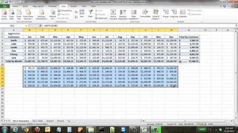 spreadsheet modelling examples  spreadsheet