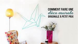 Decoration Murale Fleur : 6 id es pour faire une deco murale originale be frenchie ~ Teatrodelosmanantiales.com Idées de Décoration