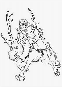 Free coloring pages of sven