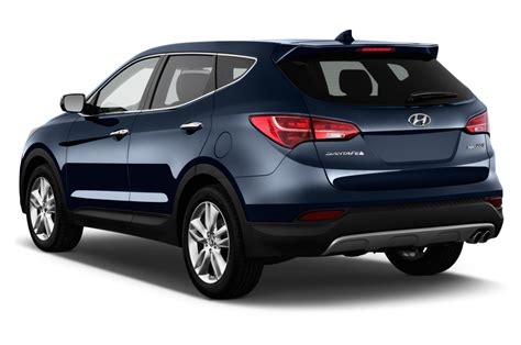 hyundai santa fe sport reviews  rating motor trend