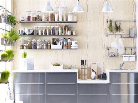 ikea etageres cuisine cuisine avec etageres condiments ikea deco intérieure