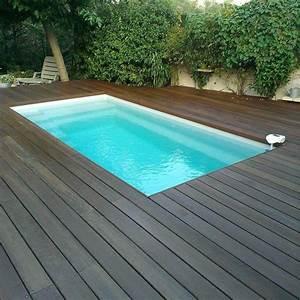 Piscine Enterrée Coque : mini piscine starlite moins de 10m2 magasin et ~ Melissatoandfro.com Idées de Décoration