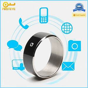 Smart ring 2016 factory price customized nfc smart ring for Nfc wedding ring