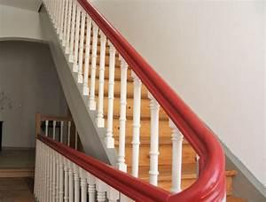 Türen Neu Lackieren : treppengel nder holz lackieren ~ Lizthompson.info Haus und Dekorationen