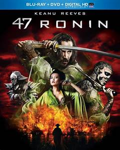 47 Ronin DVD Release Date April 1, 2014
